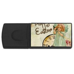 Easter 1225805 1280 Rectangular Usb Flash Drive by vintage2030