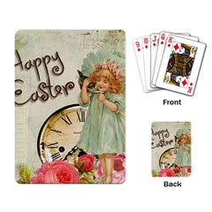 Easter 1225805 1280 Playing Cards Single Design