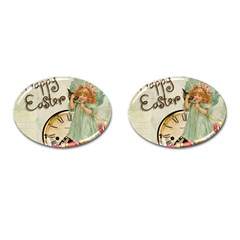 Easter 1225805 1280 Cufflinks (oval)