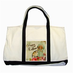 Easter 1225805 1280 Two Tone Tote Bag