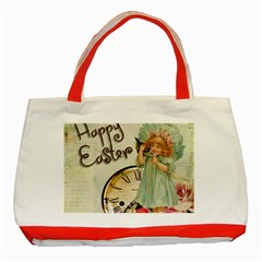 Easter 1225805 1280 Classic Tote Bag (red)