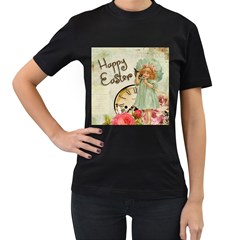 Easter 1225805 1280 Women s T Shirt (black)