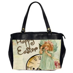 Easter 1225805 1280 Oversize Office Handbag (2 Sides)