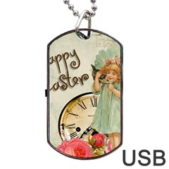 Easter 1225805 1280 Dog Tag Usb Flash (one Side)