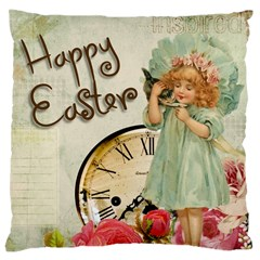 Easter 1225805 1280 Large Cushion Case (one Side)