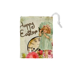 Easter 1225805 1280 Drawstring Pouch (small)