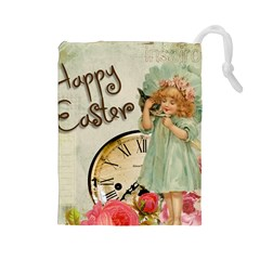 Easter 1225805 1280 Drawstring Pouch (large)