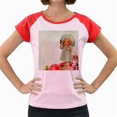 Vintage 1225887 1920 Women s Cap Sleeve T Shirt