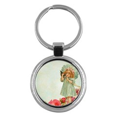 Vintage 1225887 1920 Key Chains (round)