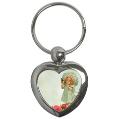 Vintage 1225887 1920 Key Chains (heart)