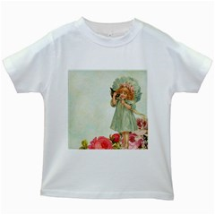 Vintage 1225887 1920 Kids White T Shirts