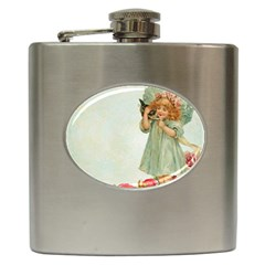Vintage 1225887 1920 Hip Flask (6 Oz)