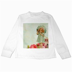 Vintage 1225887 1920 Kids Long Sleeve T Shirts