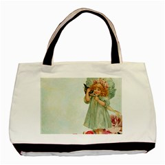 Vintage 1225887 1920 Basic Tote Bag (two Sides)