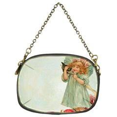 Vintage 1225887 1920 Chain Purse (two Sides)