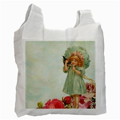 Vintage 1225887 1920 Recycle Bag (two Side)