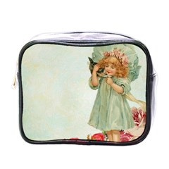 Vintage 1225887 1920 Mini Toiletries Bag (one Side)