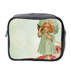 Vintage 1225887 1920 Mini Toiletries Bag (two Sides)
