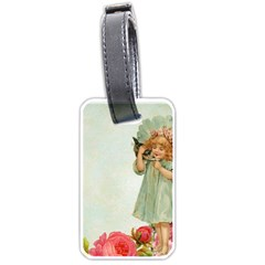 Vintage 1225887 1920 Luggage Tags (one Side)