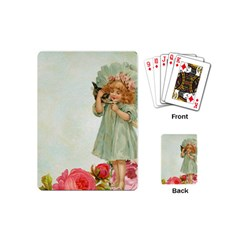 Vintage 1225887 1920 Playing Cards (mini)