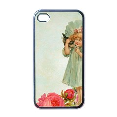 Vintage 1225887 1920 Apple Iphone 4 Case (black)