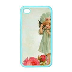 Vintage 1225887 1920 Apple Iphone 4 Case (color)