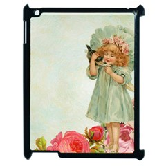 Vintage 1225887 1920 Apple Ipad 2 Case (black)
