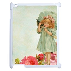 Vintage 1225887 1920 Apple Ipad 2 Case (white)