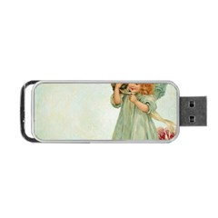 Vintage 1225887 1920 Portable Usb Flash (one Side)