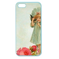 Vintage 1225887 1920 Apple Seamless Iphone 5 Case (color)