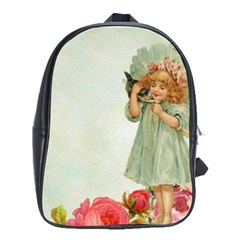 Vintage 1225887 1920 School Bag (xl)