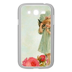 Vintage 1225887 1920 Samsung Galaxy Grand Duos I9082 Case (white)