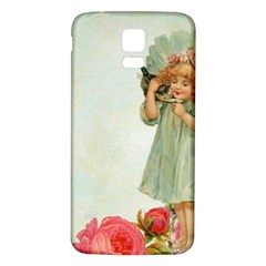 Vintage 1225887 1920 Samsung Galaxy S5 Back Case (white)