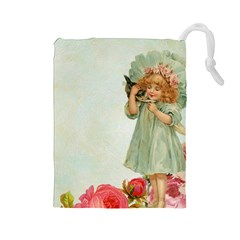 Vintage 1225887 1920 Drawstring Pouch (large)