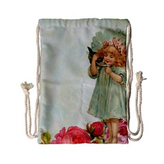 Vintage 1225887 1920 Drawstring Bag (small)