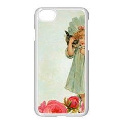 Vintage 1225887 1920 Apple Iphone 7 Seamless Case (white)