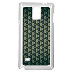 Texture Background Pattern Samsung Galaxy Note 4 Case (white) by Sapixe