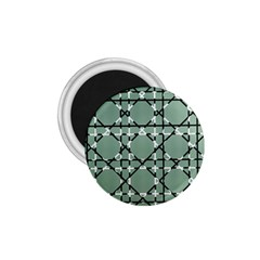Pattern Graphics Figure Line Glass 1 75  Magnets