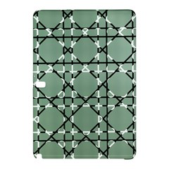 Pattern Graphics Figure Line Glass Samsung Galaxy Tab Pro 12 2 Hardshell Case by Sapixe