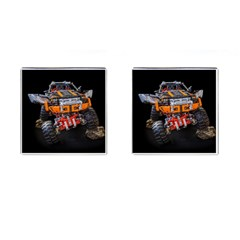 Monster Truck Lego Technic Technic Cufflinks (square)