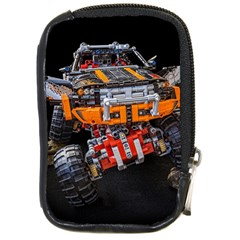 Monster Truck Lego Technic Technic Compact Camera Leather Case by Sapixe