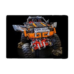 Monster Truck Lego Technic Technic Apple Ipad Mini Flip Case by Sapixe