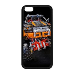 Monster Truck Lego Technic Technic Apple Iphone 5c Seamless Case (black) by Sapixe