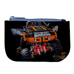 Monster Truck Lego Technic Technic Large Coin Purse