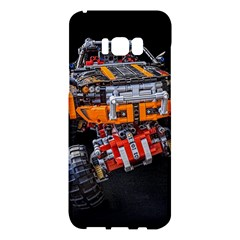 Monster Truck Lego Technic Technic Samsung Galaxy S8 Plus Hardshell Case  by Sapixe