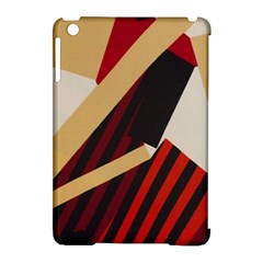 Fabric Textile Design Apple Ipad Mini Hardshell Case (compatible With Smart Cover) by Sapixe