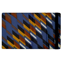 Colors Fabric Abstract Textile Apple Ipad Pro 12 9   Flip Case by Sapixe