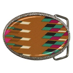 Fabric Textile Texture Abstract Belt Buckles