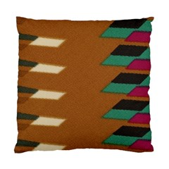 Fabric Textile Texture Abstract Standard Cushion Case (one Side) by Sapixe