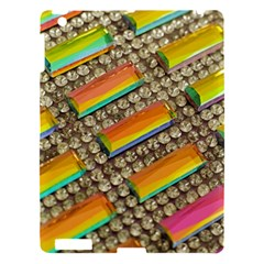 Colors Color Live Texture Macro Apple Ipad 3/4 Hardshell Case by Sapixe